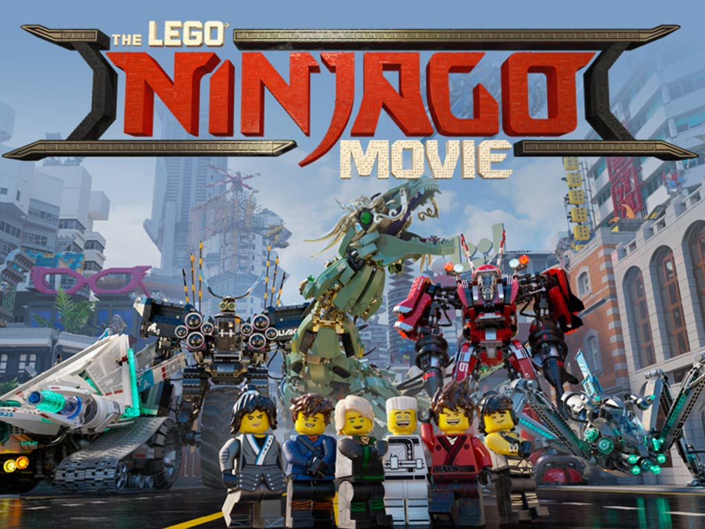 2048 The Lego Ninjago Movie