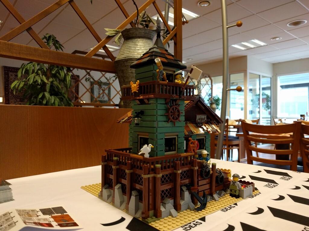 Altes Fischerhaus lego ideas fischerhaus 21310 vorgestellt wir sind live vor ort