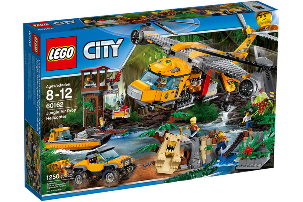 batman lego helicopter with Lego City Jungle Air Drop Helicopter 60162 Offizielle Bilder 27005 on Truck furthermore Lego Batman 3 E3 Details together with Police Helicopter and Bike in addition Mini Mech in addition 149256 Suicide Squad Joker Et Harleen Quinzel Sillustrent En Photos.
