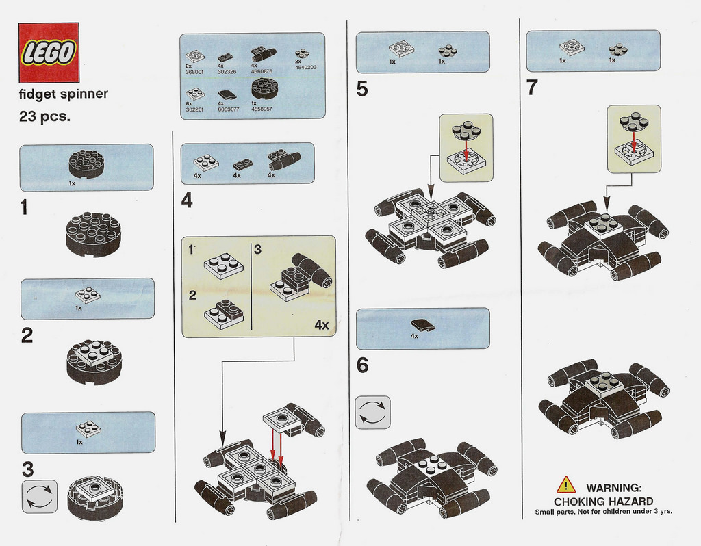 lego bane toxic truck attack instructions