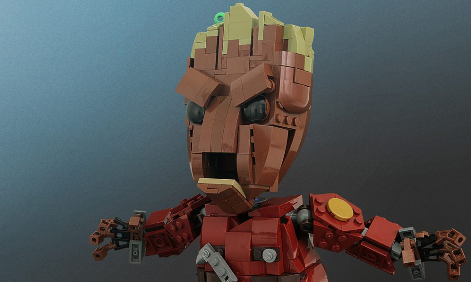 Baby Groot by Legohaulic