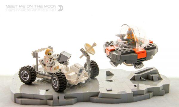 Meet Me on the Moon by dvdliu