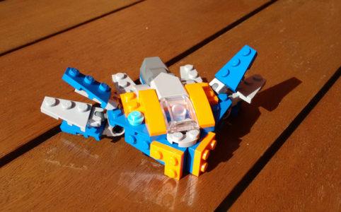 LEGO Polybag: The Milano