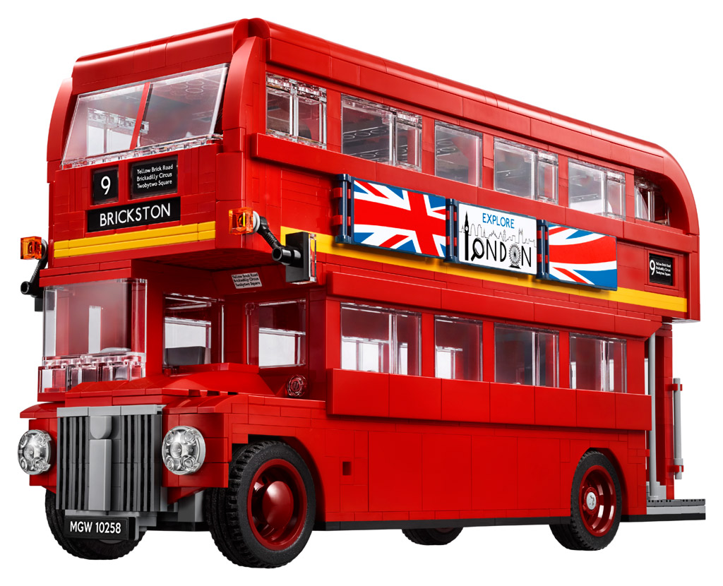 lego creator expert london bus 10258 vorgestellt zusammengebaut. Black Bedroom Furniture Sets. Home Design Ideas