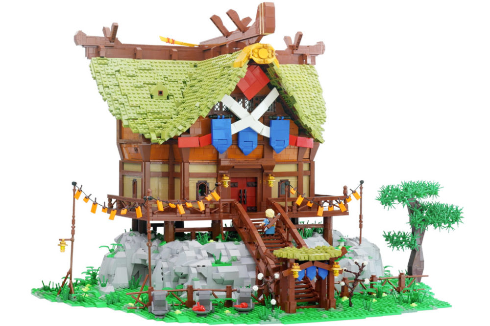 lego-moc-impas-house-the-legend-of-zelda-breath-of-the-wild-jonas-kramm zusammengebaut.com