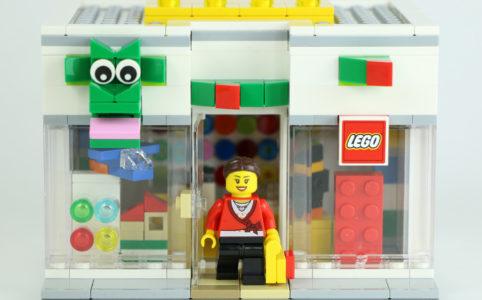 LEGO Store 40145: Gratis-Beigabe im LEGO Store Stuttgart
