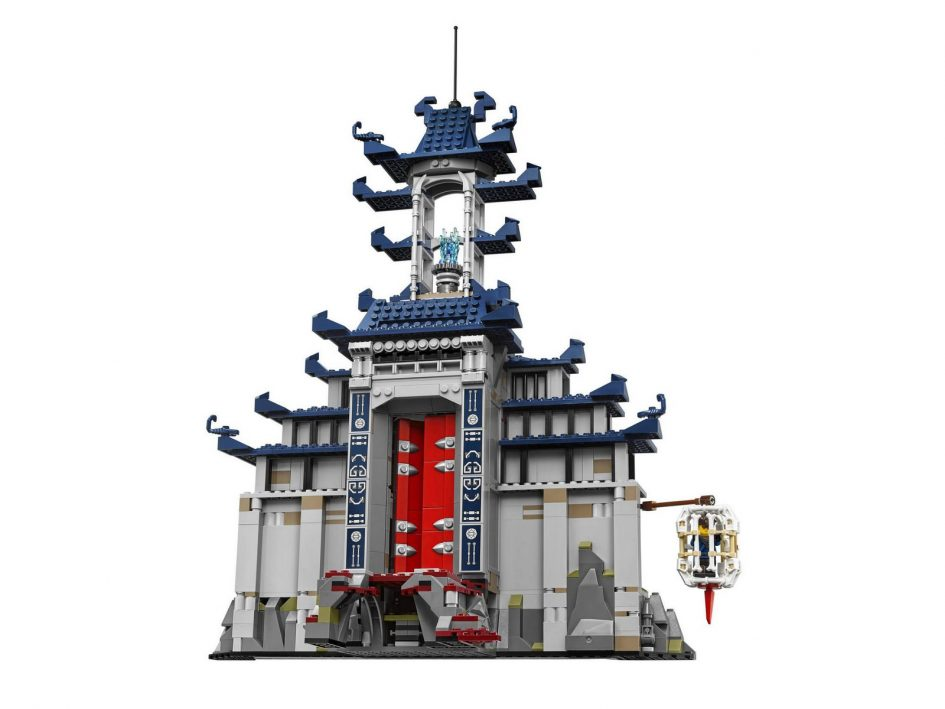 the lego ninjago movie temple of the ultimate ultimate