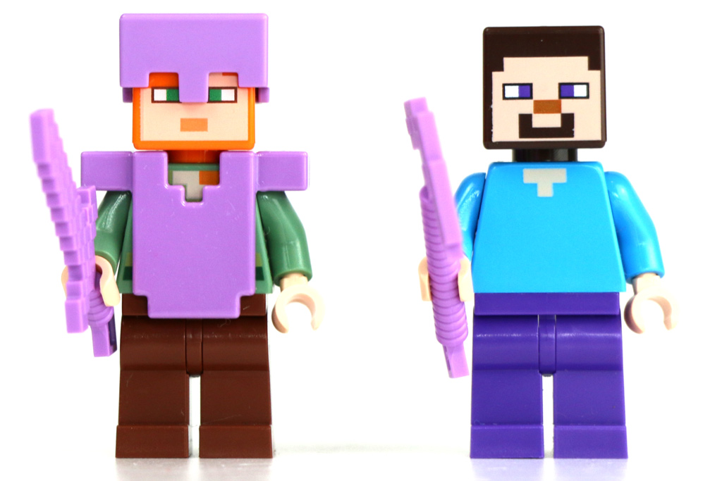 LEGO Minecraft Das Ozeanmonument Im Review Zusammengebaut - Minecraft spielen lego