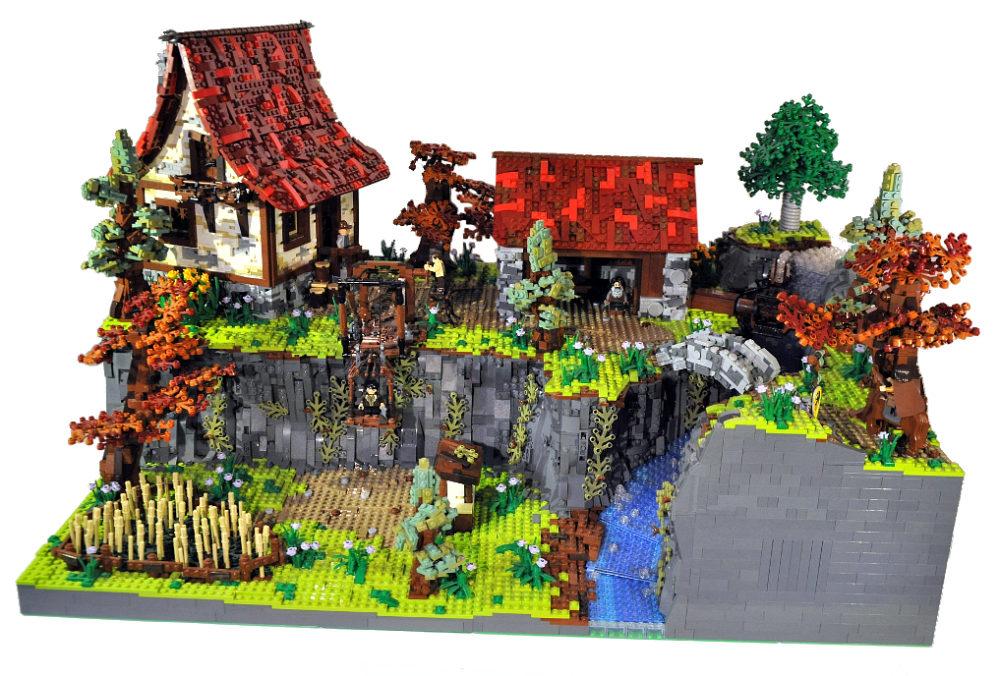Build A Castle Online