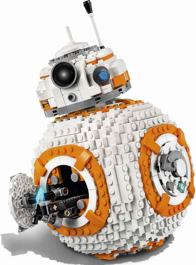 Bb 8 Lego