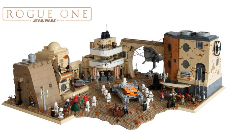 Lego Ideas For Building Star Wars