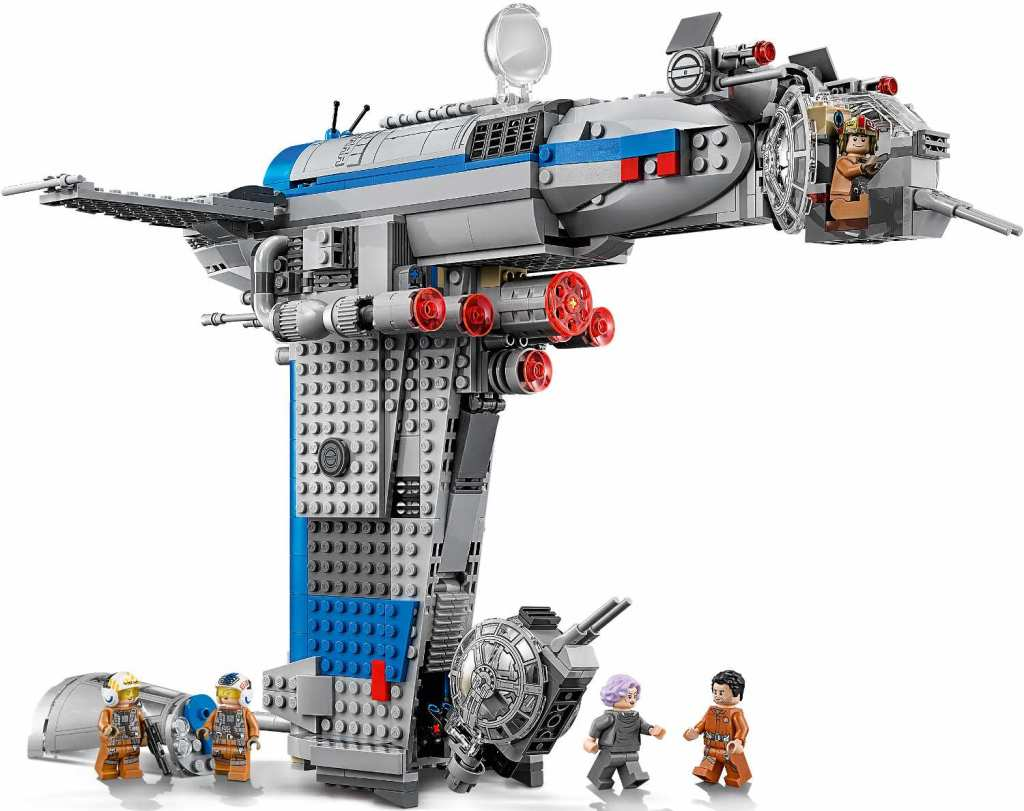 Lego star wars resistance bomber 75188 offizielle bilder - Image star wars lego ...