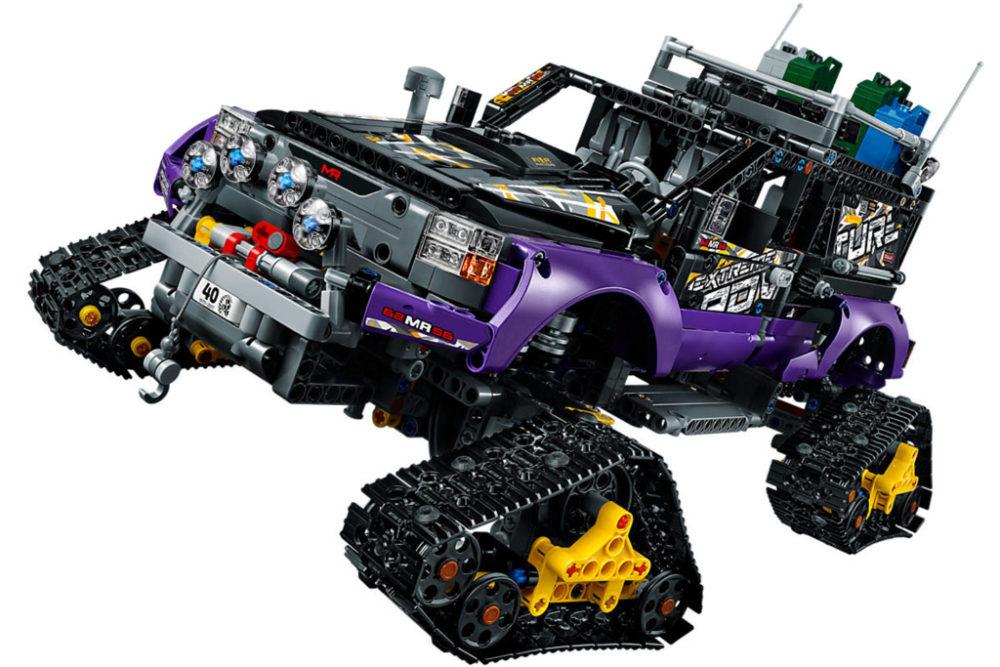 Lego Technic Extremgeländefahrzeug 42069 Video Und