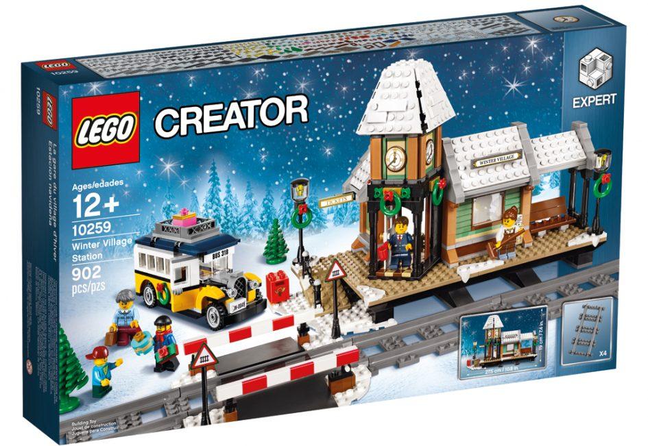 10259 Winter Village by LEGO