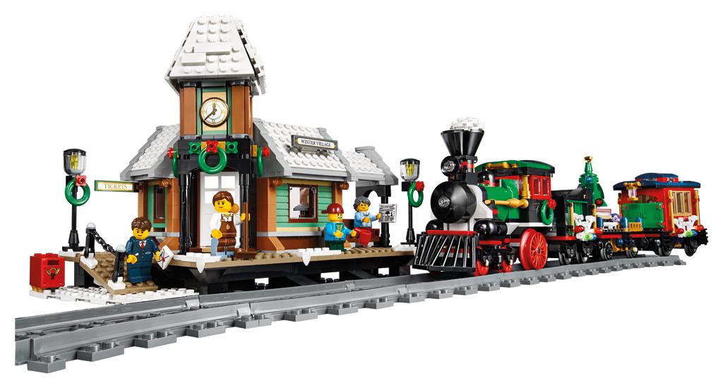 10259 Winter Village Station by LEGO