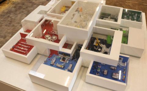 lego house zusammengebaut part 3. Black Bedroom Furniture Sets. Home Design Ideas