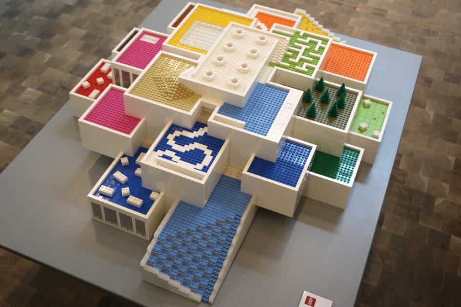 LEGO House 21037: Exklusives Set zur Eröffnung | zusammengebaut