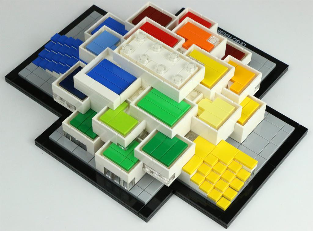 LEGO House 21037: Neues Architecture Modell im Review | zusammengebaut