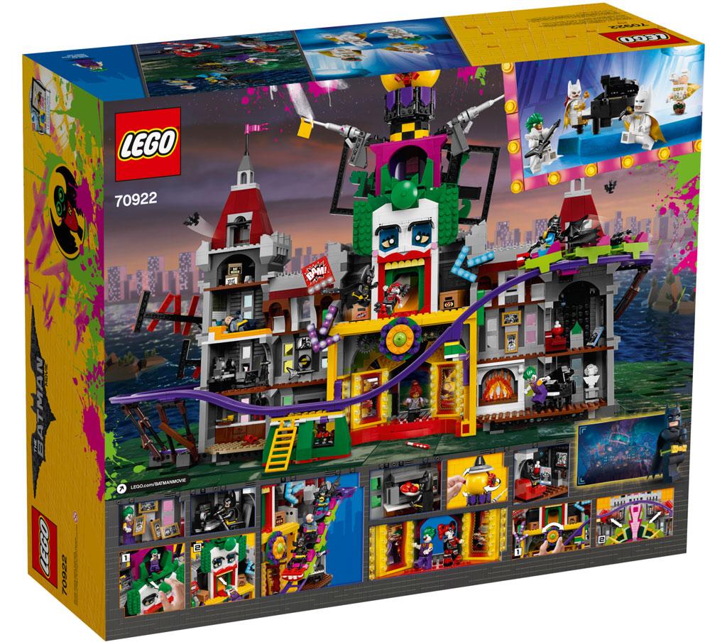 The lego batman movie the joker manor 70922 im online shop for Lago shop online