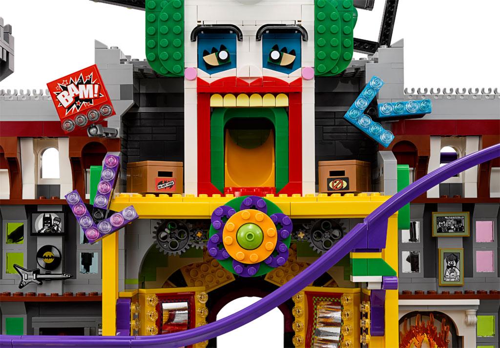 9b5320df05ef Vor wenigen Stunden wurde das exklusive Set The LEGO Batman Movie The Joker  Manor 70922 offiziell vorgestellt