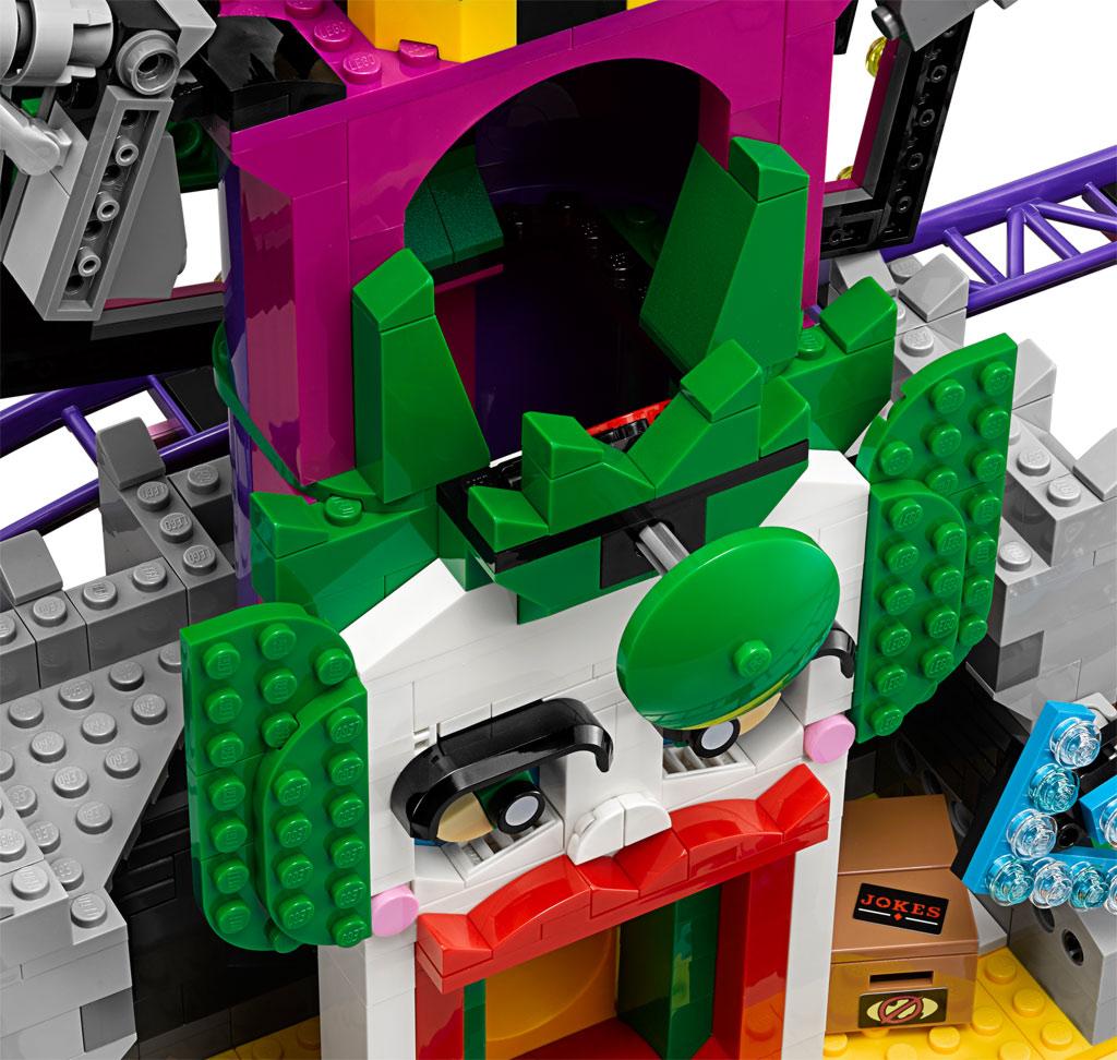 The LEGO Batman Movie The Joker Manor 70922 vorgestellt ...