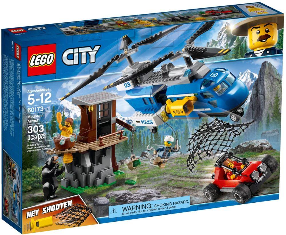 Lego City 2018 Sets Des Ersten Halbjahres Zusammengebaut