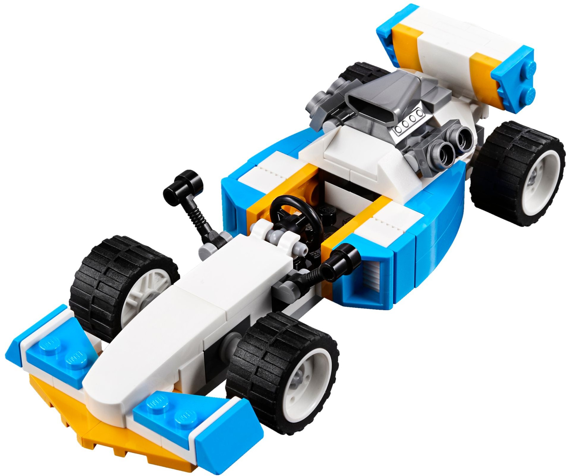 Build A Lego Car Instructions