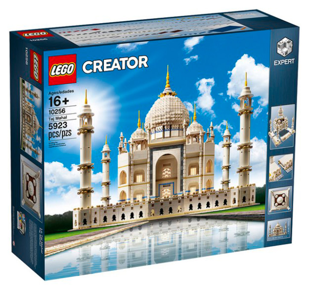 lego creator expert taj mahal 10256 im lego online shop gelistet. Black Bedroom Furniture Sets. Home Design Ideas