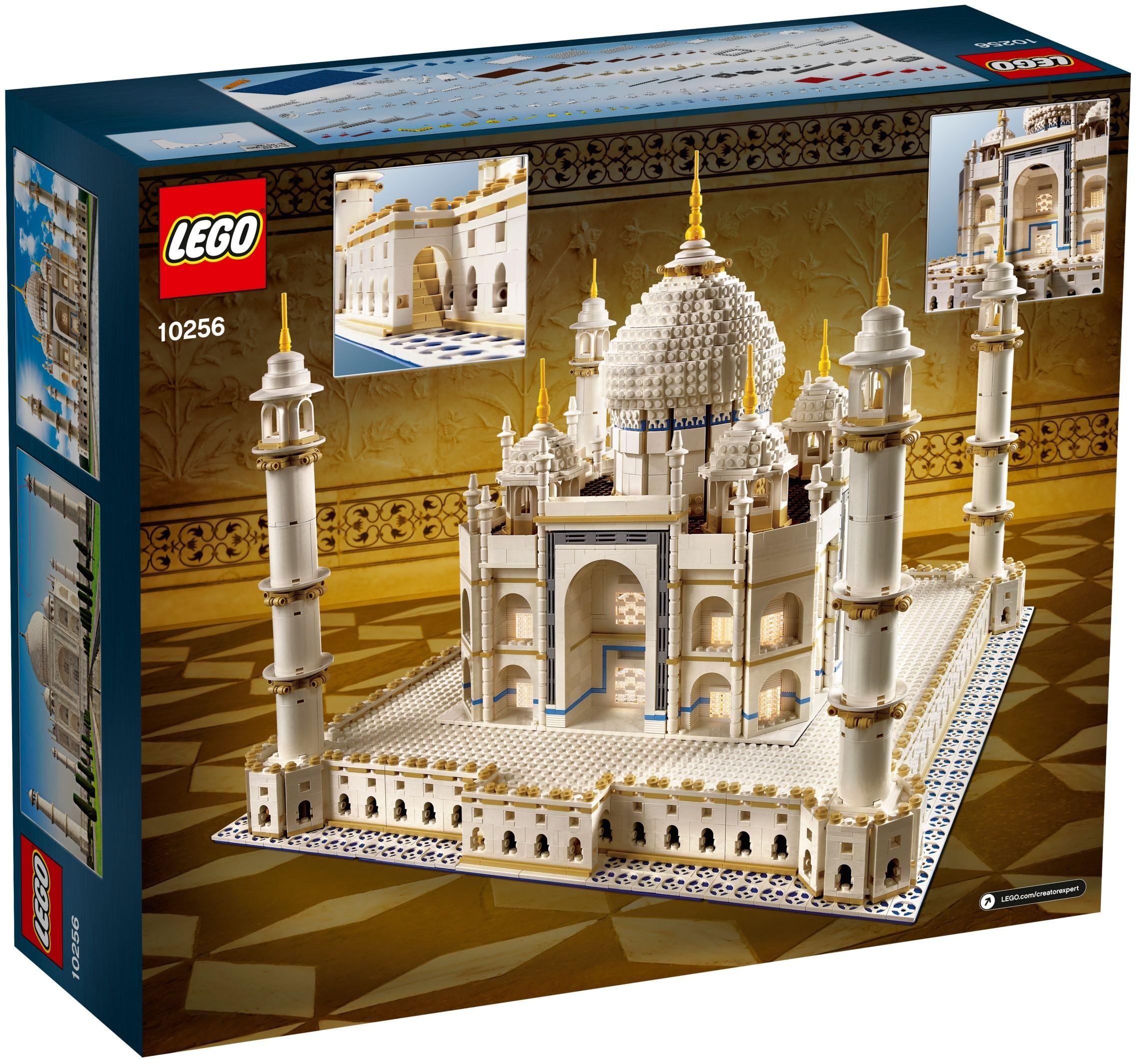 Lego creator expert taj mahal 10256 im lego online shop for Lago shop online