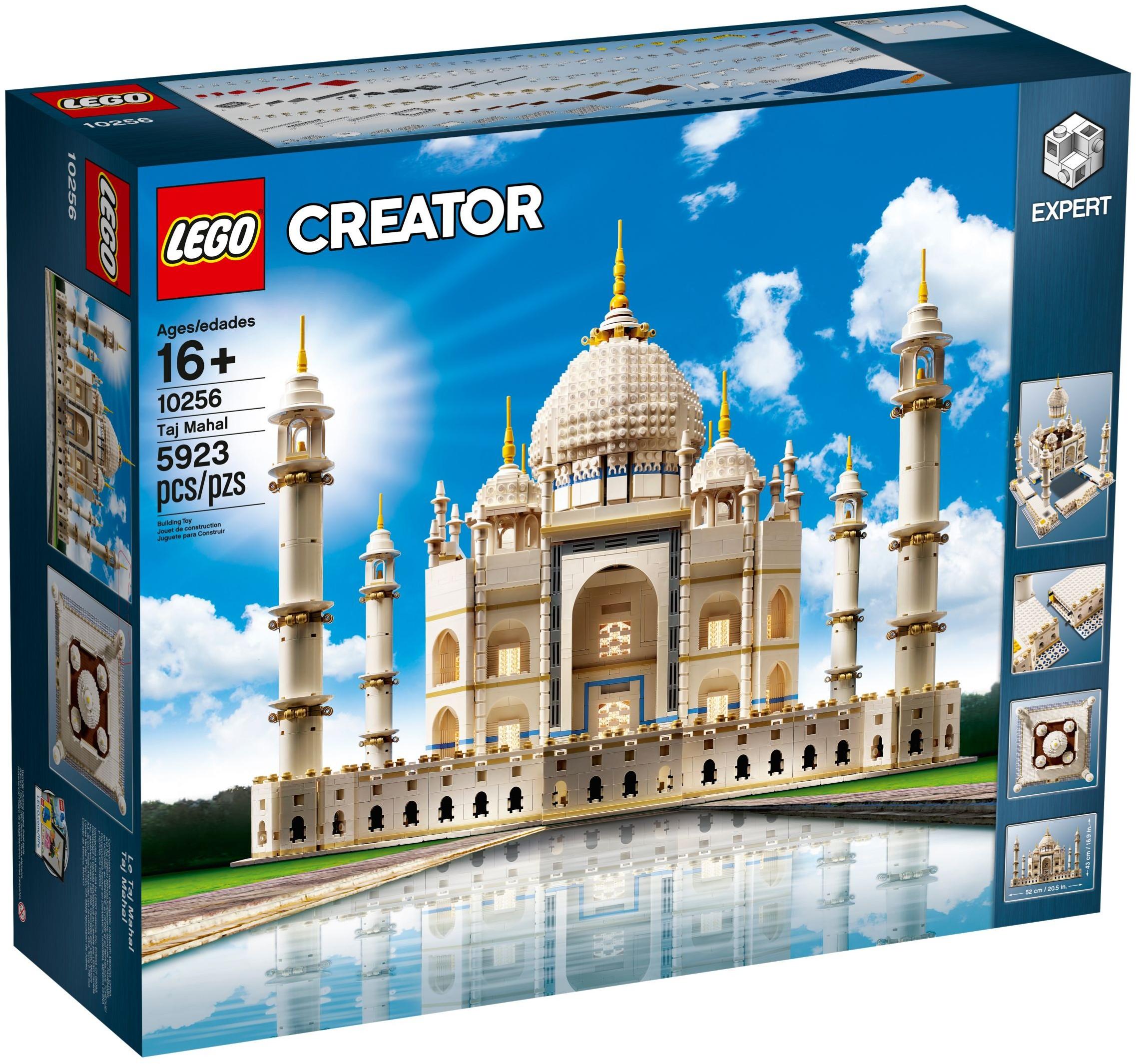 LEGO Creator Expert 10256 Taj Mahal
