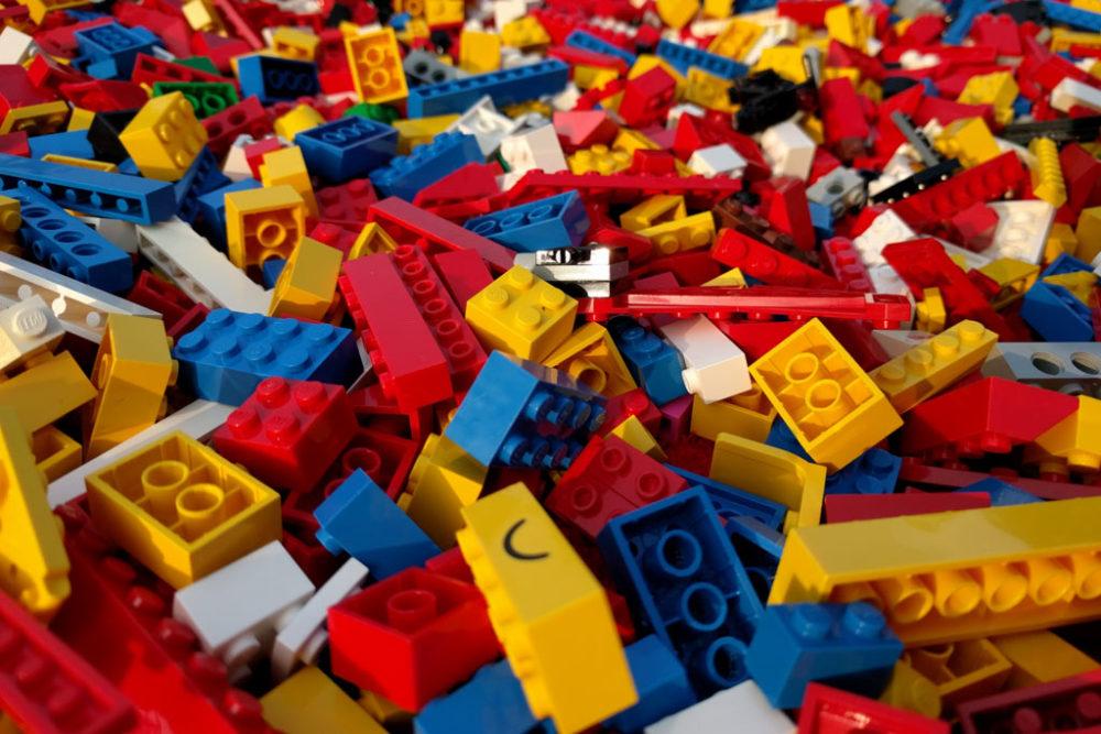 Lego Steine In Der Waschmaschine Reinigen Ein Risiko Zusammengebaut