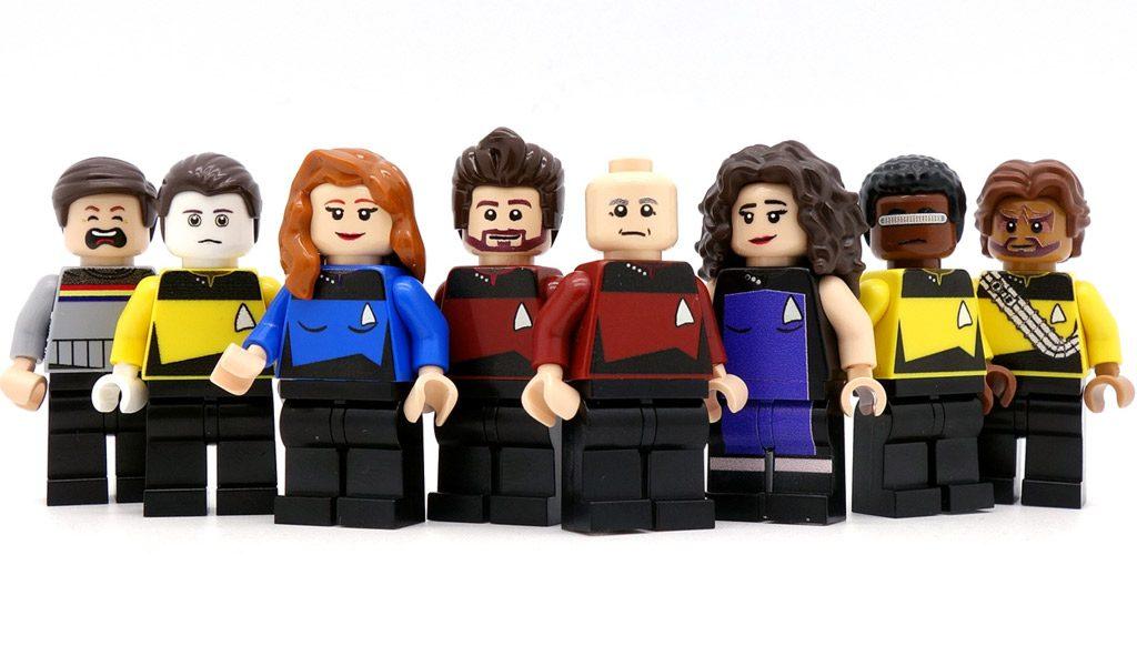 Raumschiff Enterprise Crew