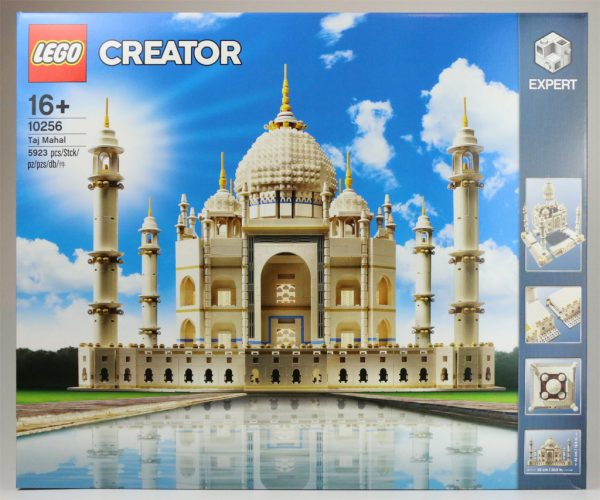Lego Taj Mahal Speed Build