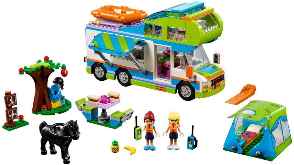 Lego Neuheiten 2018 >> LEGO Friends 2018 Neuheiten: Das sind die neuen Sets | zusammengebaut