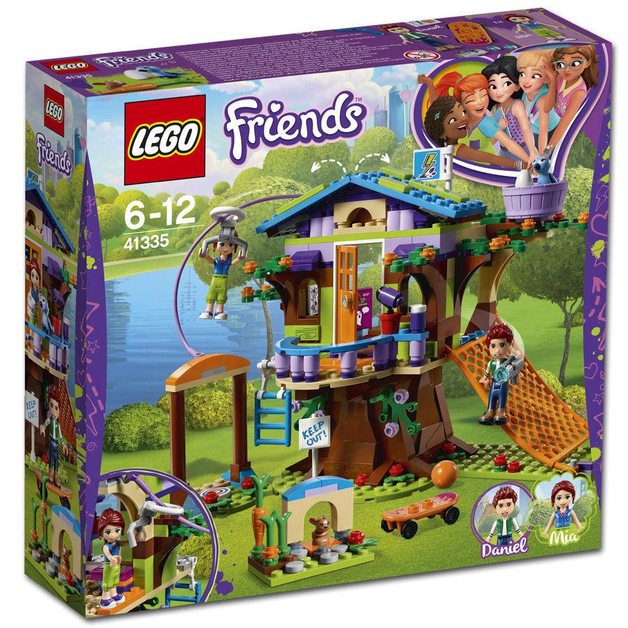 Lego friends 2018 neuheiten das sind die neuen sets - Lego friends casa de livi ...