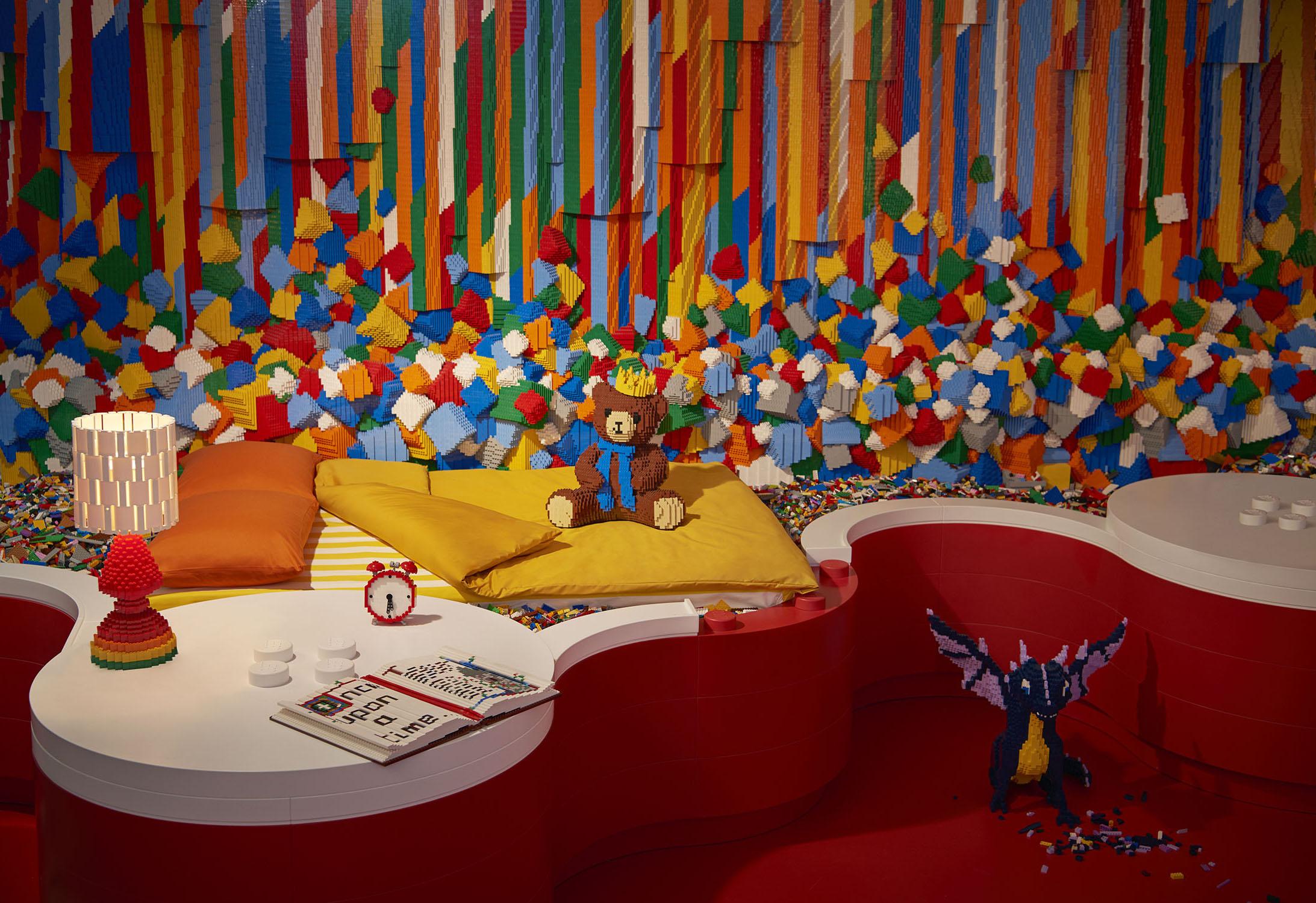 Nachts Im Lego House Exklusive übernachtung Mit Airbnb Zusammengebaut