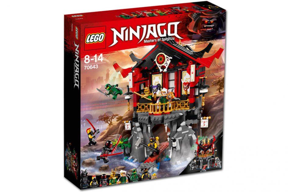 lego ninjago 2018 ninja neuheiten des ersten halbjahres. Black Bedroom Furniture Sets. Home Design Ideas