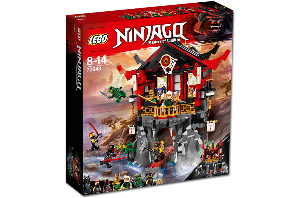 lego ninjago neuheiten 2018 alle preise zusammengebaut. Black Bedroom Furniture Sets. Home Design Ideas