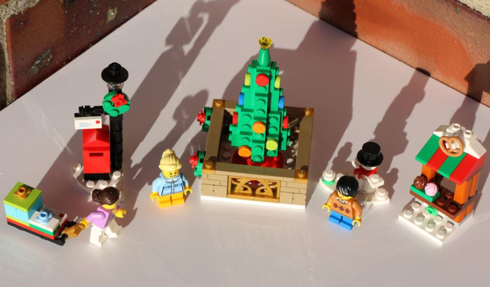 Lego Weihnachtsmarkt.Lego Seasonal Weihnachtsmarkt 40263 Im Review Zusammengebaut
