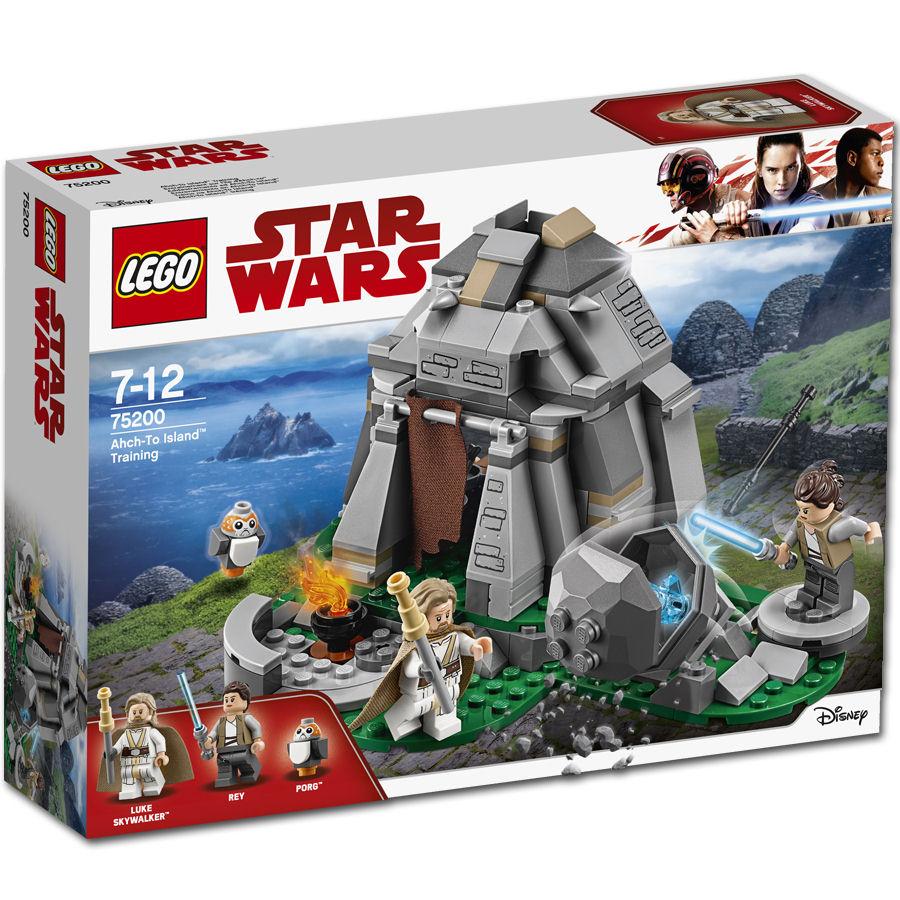 LEGO Star Wars 2018: Neue Sets Des Ersten Halbjahres