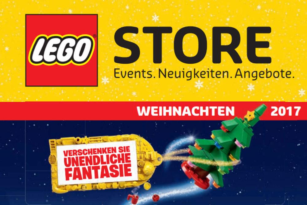 LEGO Store: Weihnachten 2017 – alle Angebote in der Übersicht ...