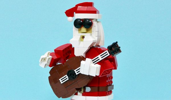 Santa Claus by vincentkiew