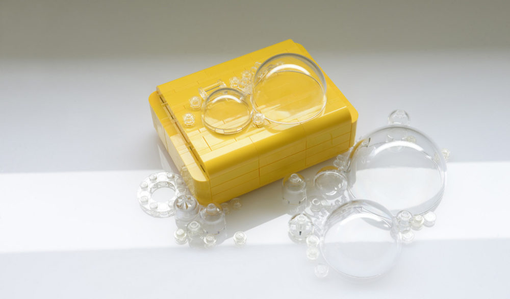 LEGO-Soap by Anthony SÉJOURNÉ