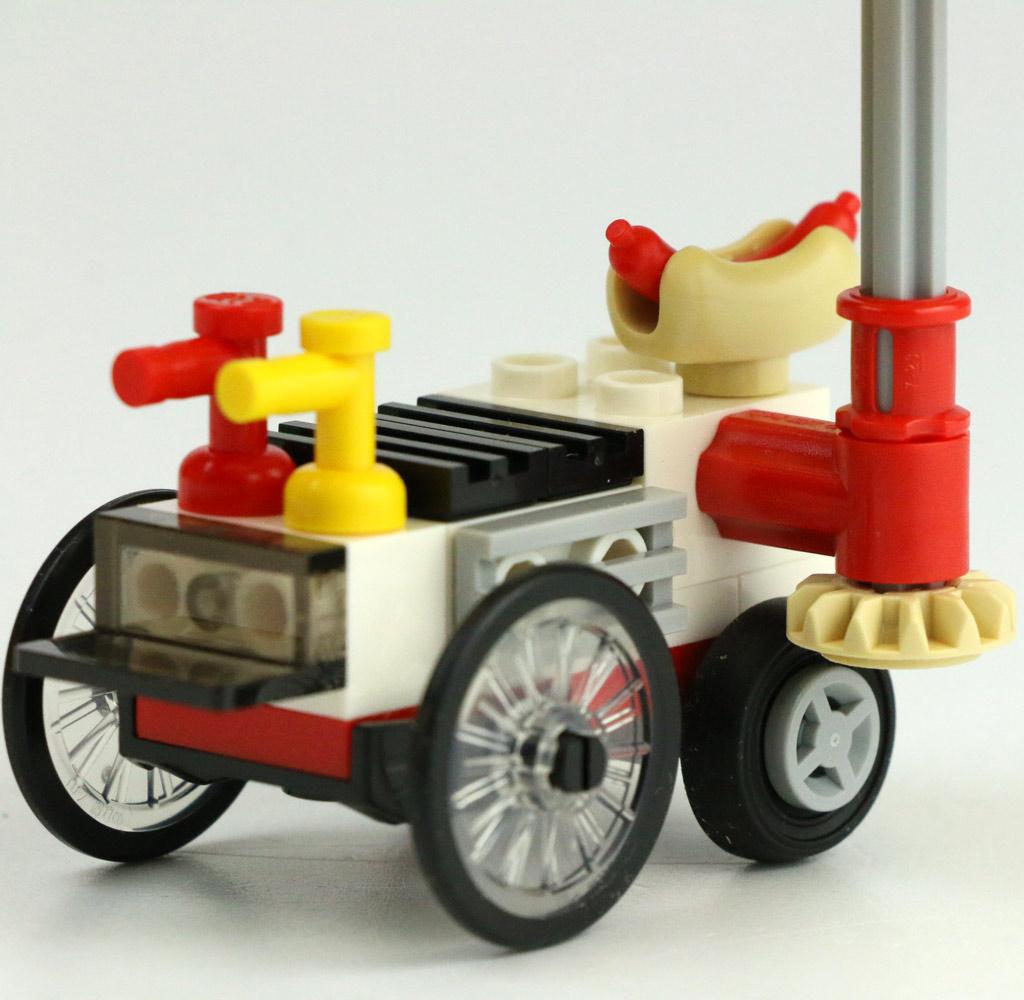lego city hotdog wagen 30356 polybag im review. Black Bedroom Furniture Sets. Home Design Ideas