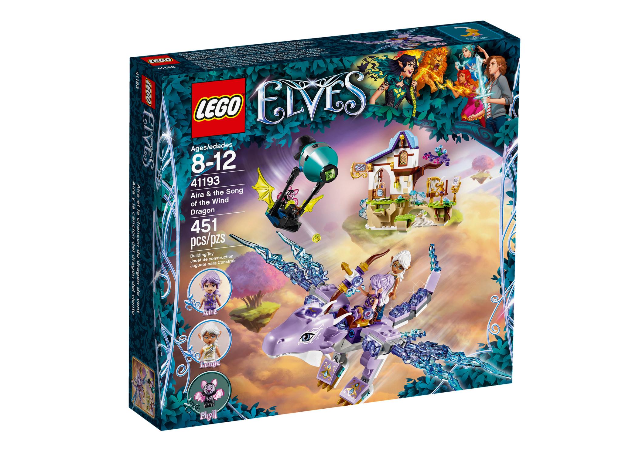 LEGO Elves 2018 Sets Vorgestellt Zusammengebaut