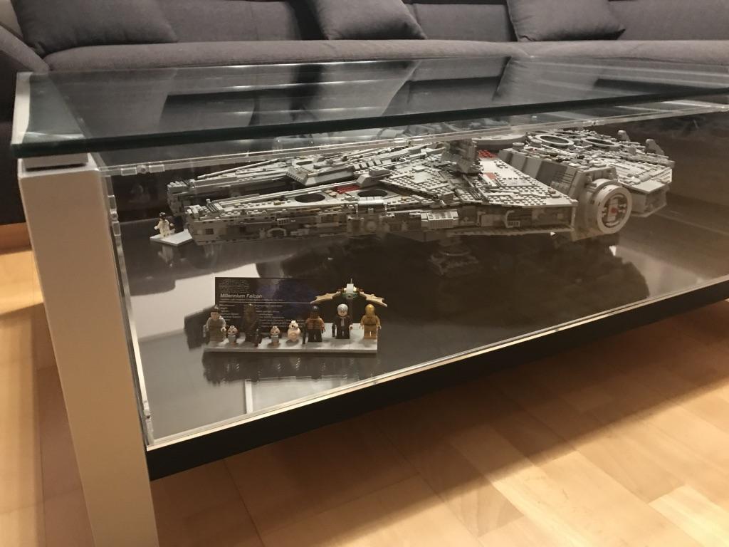 Lego Star Wars Ucs Millennium Falcon 75192 Perfekte