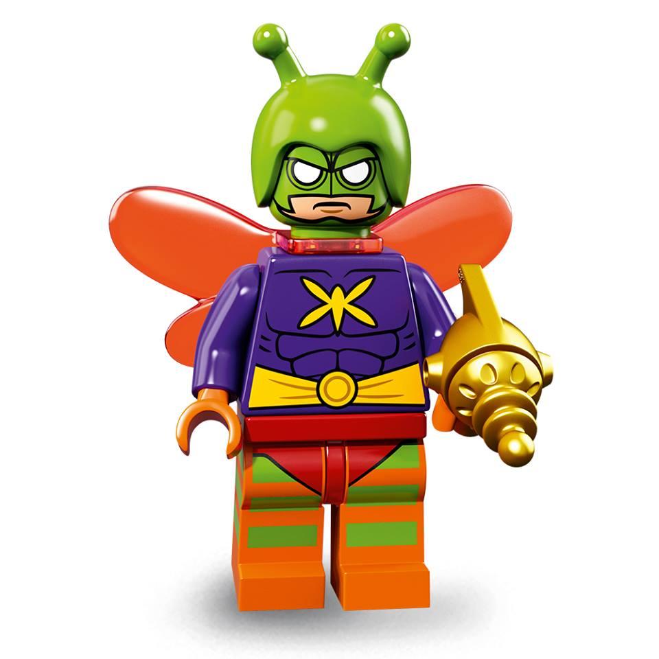 The Lego Batman Movie Sammelserie 2 71020 Offiziell