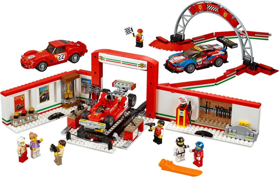 Lego City Race Car Building Instructions