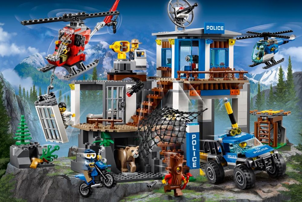 LEGO City 2018: Alle Sets des ersten Halbjahres - Preise ...