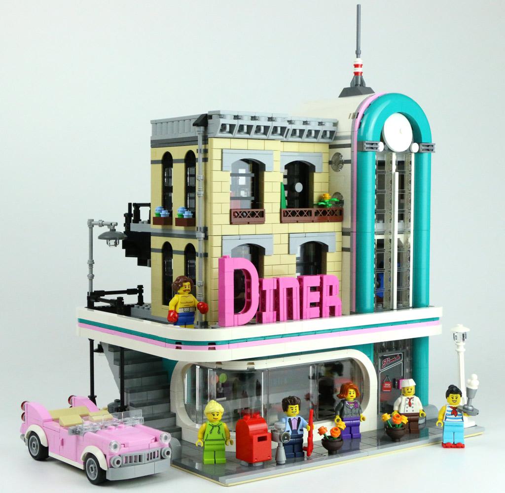 LEGO Creator Expert Amerikanisches Diner 10260
